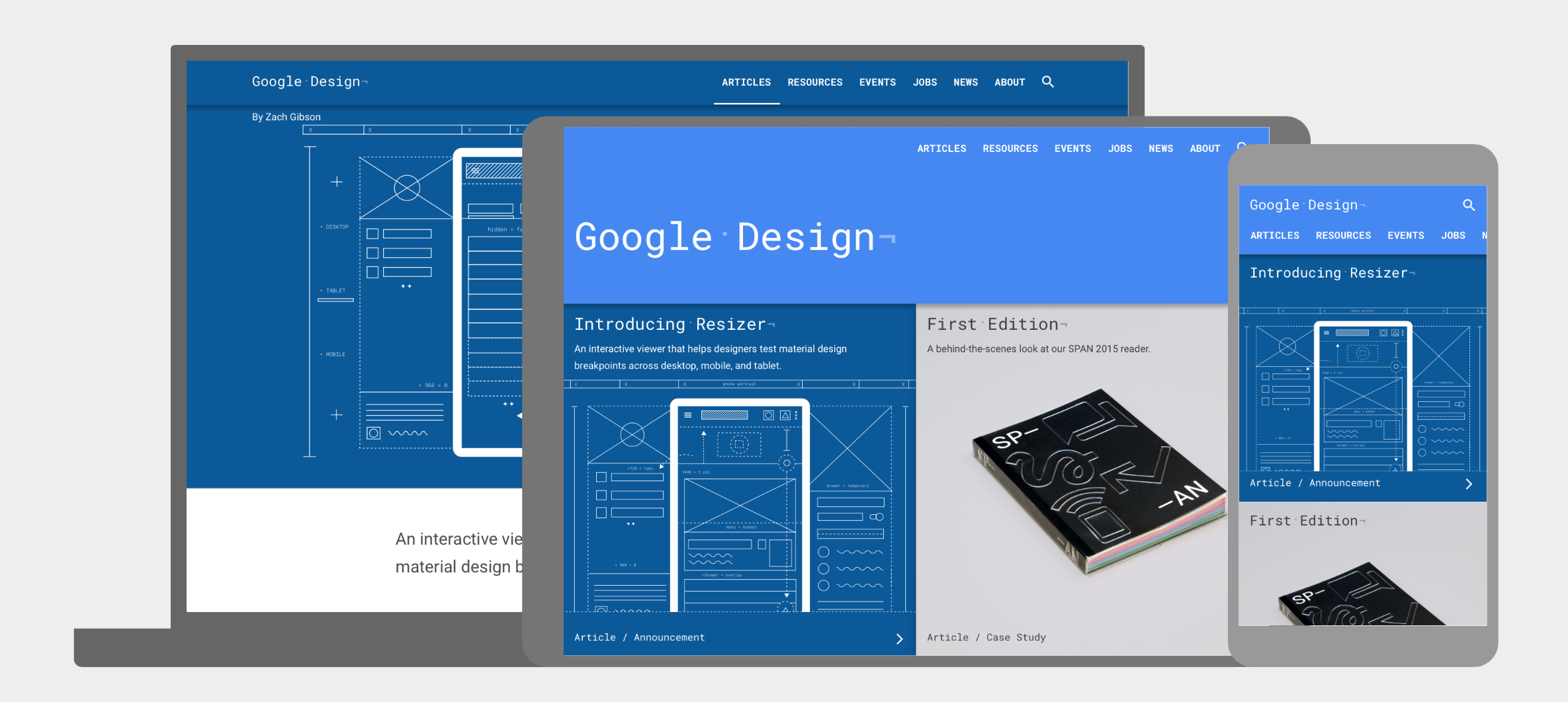 Check Out Resizer A New Google Tool For Responsive Website Design Socialbulls Ca